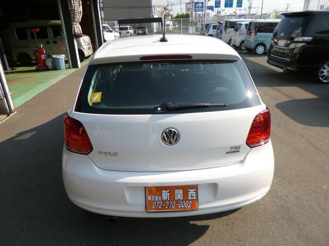 フォルクスワーゲン VW ポロ TSIコンフォートラインブルーモーションテクノロジー ETC