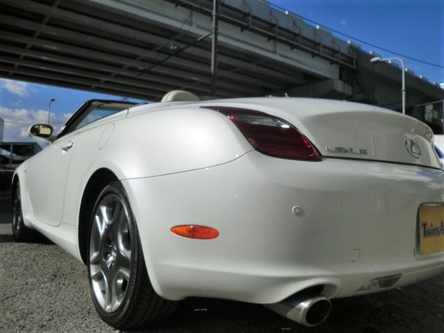 「レクサス」「SC」「オープンカー」「大阪府」の中古車6