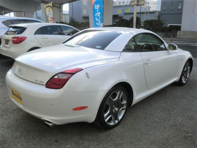 「レクサス」「SC」「オープンカー」「大阪府」の中古車24