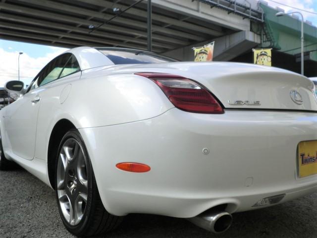 「レクサス」「SC」「オープンカー」「大阪府」の中古車25