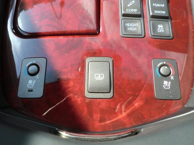 LS600h Iパッケージ マルチ フルセグ 黒革シート バックカメラ クルーズコントロール(30枚目)