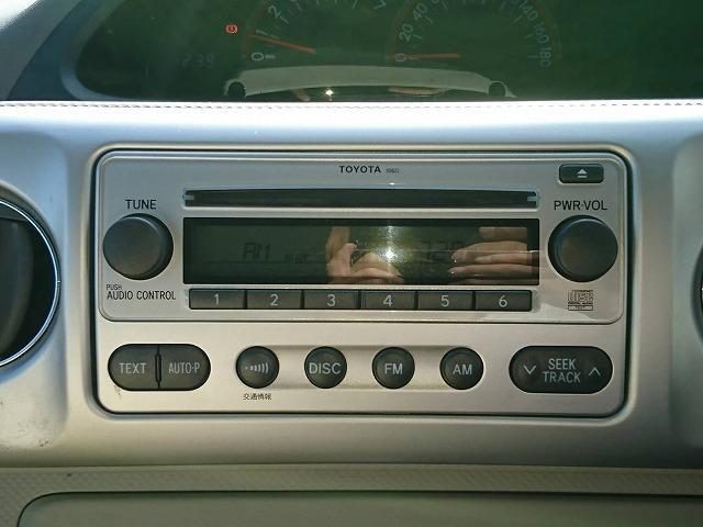トヨタ ポルテ 150r_Gパッケージ