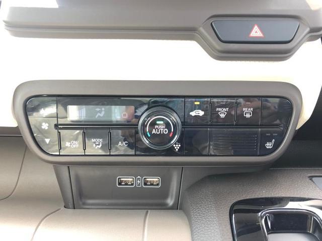 Lホンダセンシング ヘッドランプアイドリングストップパワーウインドウキーレスオートエアコンシートヒーター前席フロントベンチシート2列目分割可倒 エアバッグ運転席エアバッグ助手席エアバッグサイド(14枚目)