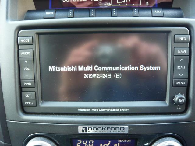 ナビはメーカーオプションHDDナビ・フルセグTV・DVD・CD・ミュージックサーバー機能です