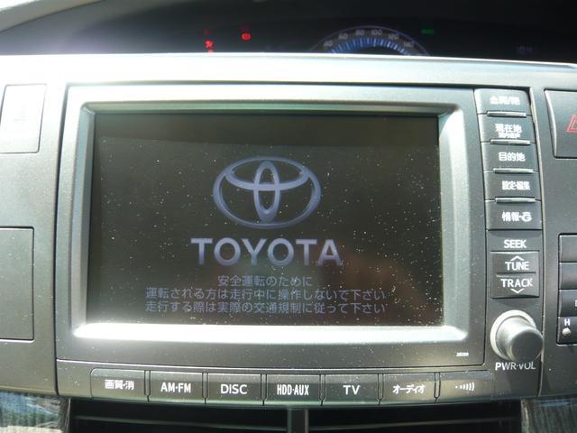 G レザーパッケージ メーカーHDDナビ地デジTV F・S・Rカメラ 電動格納サードシート 両側パワースライドドア パワーバックドア(19枚目)