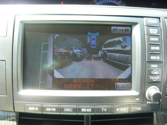 G レザーパッケージ メーカーHDDナビ地デジTV F・S・Rカメラ 電動格納サードシート 両側パワースライドドア パワーバックドア(21枚目)