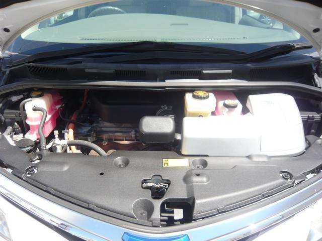 G レザーパッケージ メーカーHDDナビ地デジTV F・S・Rカメラ 電動格納サードシート 両側パワースライドドア パワーバックドア(55枚目)
