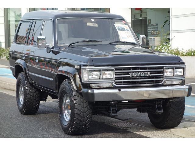 「トヨタ」「ランドクルーザー60」「SUV・クロカン」「大阪府」の中古車10