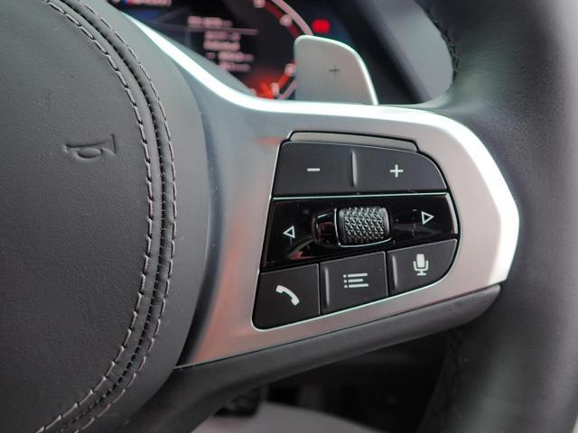 M50i スカイラウンジ レーザライト アルカンターラ 黒革 アラームシステム 6コンフォートシート 5ゾーンAC 22インチAW デモカー(13枚目)