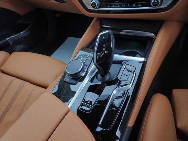530e Mスポーツ エディションジョイ+ HUD 茶革電動 Mブレーキ 電動トランク 19インチAW シートヒータ ウッドP パーキングアシストプラス アンビエントライト Eドライブサービス TV ファンクション デモカー(11枚目)