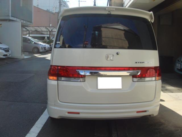 「ホンダ」「ステップワゴン」「ミニバン・ワンボックス」「京都府」の中古車3