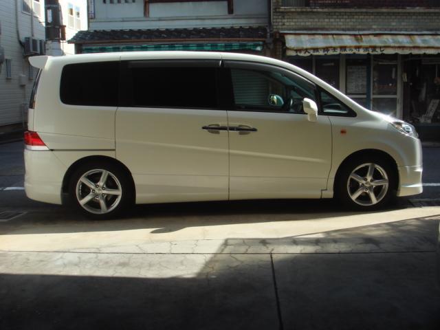 「ホンダ」「ステップワゴン」「ミニバン・ワンボックス」「京都府」の中古車5