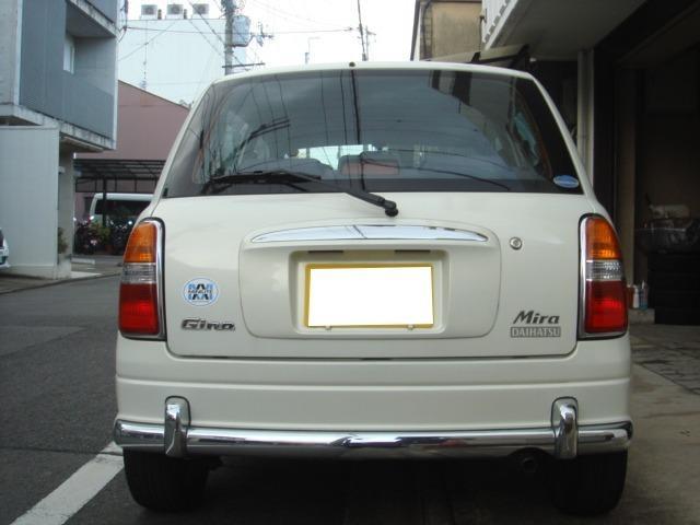 「ダイハツ」「ミラジーノ」「軽自動車」「京都府」の中古車2