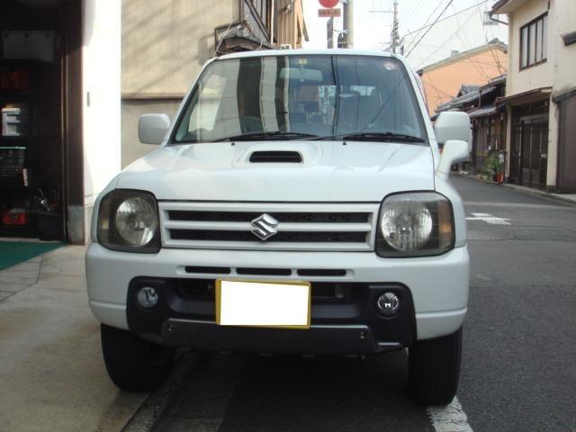 「スズキ」「ジムニー」「コンパクトカー」「京都府」の中古車3