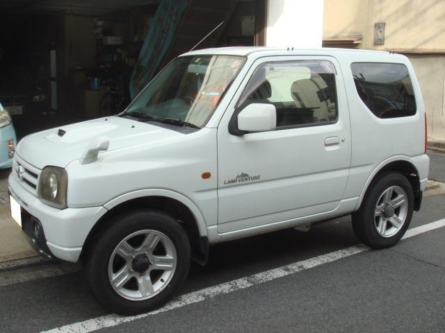 「スズキ」「ジムニー」「コンパクトカー」「京都府」の中古車5