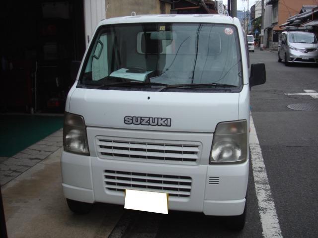 「スズキ」「キャリイトラック」「トラック」「京都府」の中古車2