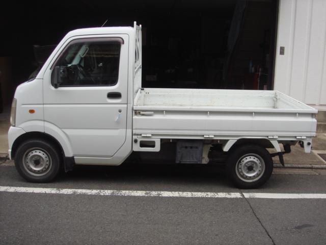「スズキ」「キャリイトラック」「トラック」「京都府」の中古車4