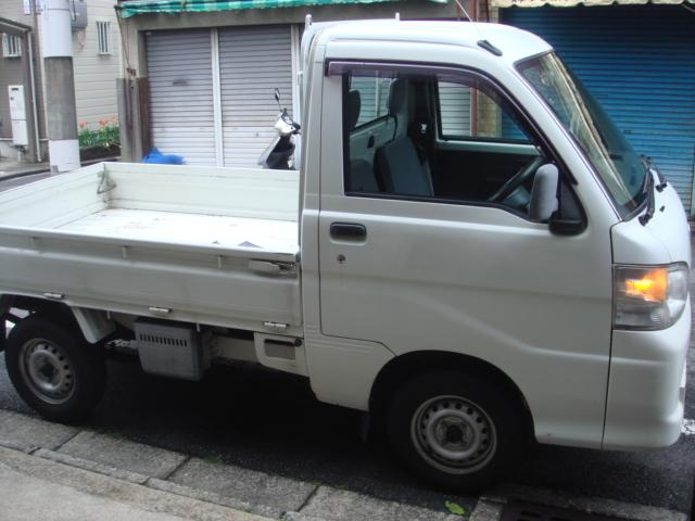 「ダイハツ」「ハイゼットトラック」「トラック」「京都府」の中古車2