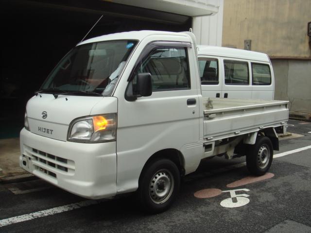 「ダイハツ」「ハイゼットトラック」「トラック」「京都府」の中古車4