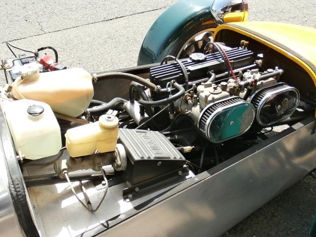 スーパー7 KENTエンジン サイドマフラー(12枚目)