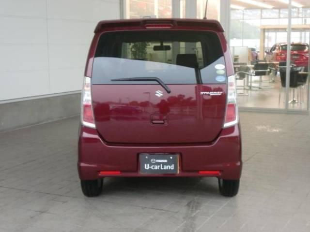 スズキ ワゴンR ステイングレ‐ X スポーティ