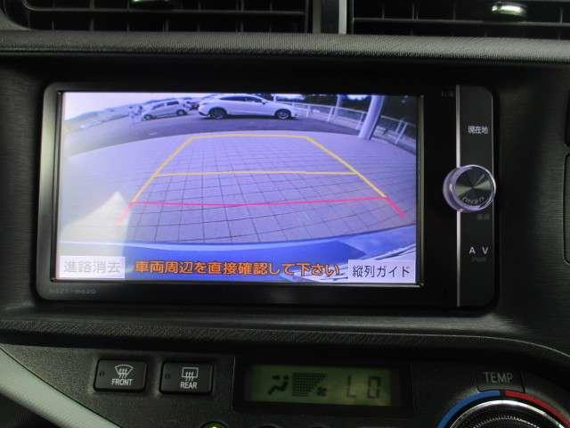 トヨタ アクア 1.5 S ナビ・バックカメラ