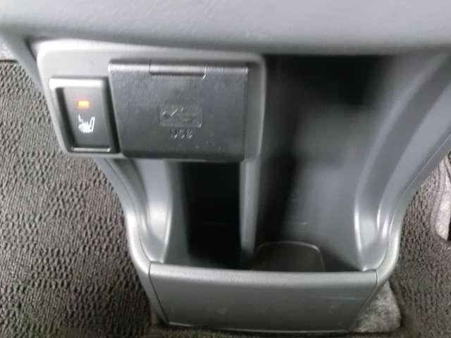 運転席・助手席シートヒーター装備