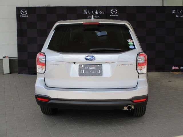 2.0i-L アイサイト 4WD 安全装備装着車メモリーナビ(6枚目)