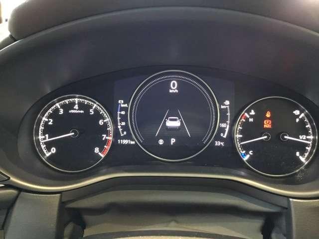 試乗車で使用した車の中でも少ない距離です。かといって毎日のように動かしていましたので、もういつでも動き出す準備ができている車です!