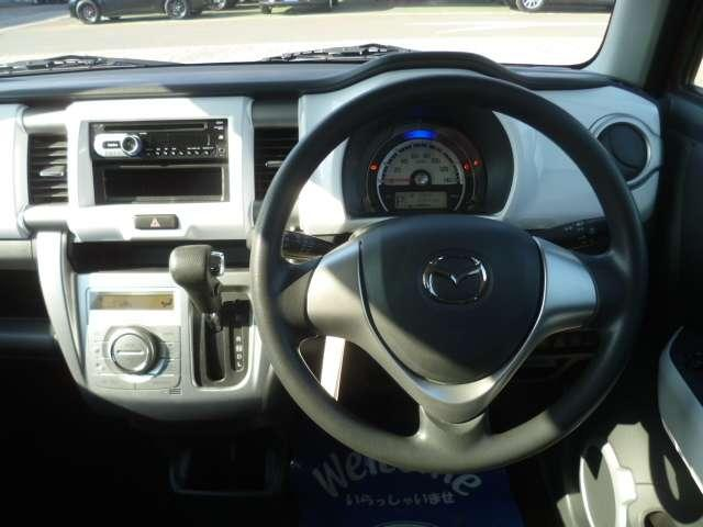 マツダ フレアクロスオーバー 660 XG CD AUX ワンオーナー
