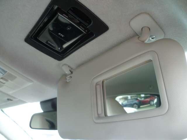 ETC車載器も装備していますので、高速道路の料金所もスムーズに通過してもらえます。