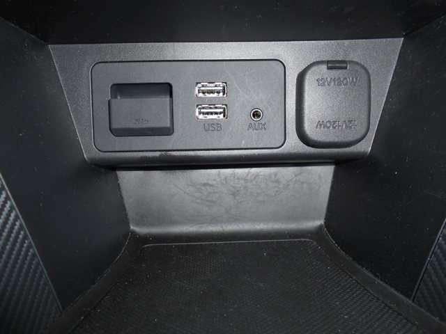 AM/FM/AUX/USB/ブルートゥースに対応したオーディオです。