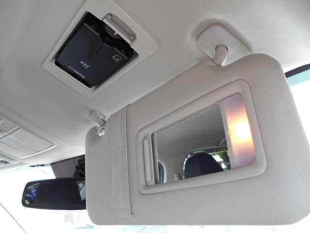 高速道路の料金所でも、スムーズに通過してもらえる、ETC車載器を装備しています。
