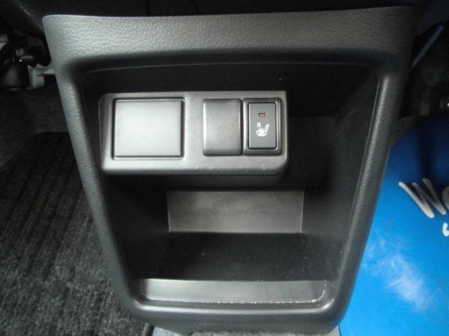 660 GX シートヒーター(10枚目)