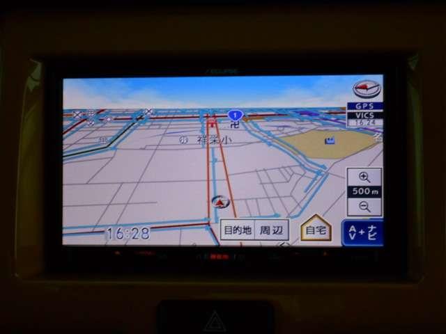 660 XG 4WD メモリーナビ ワンセグTV ETC(4枚目)