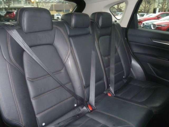 2.2 XD Lパッケージ ディーゼルターボ 4WD ワンオーナー 黒革シート シートヒーター パワーシート ETC 電動リアゲート(17枚目)