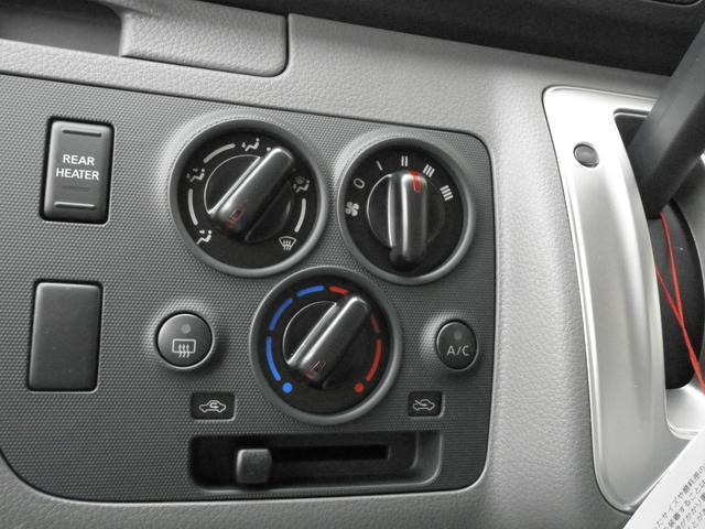 日産 NV350キャラバンバン ロングDXターボ登録済未使用車キセノンEXパック4WD