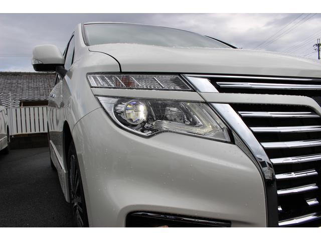 日産 エルグランド 250ハイウェイスターS登録済未使用車LEDライト両側オート