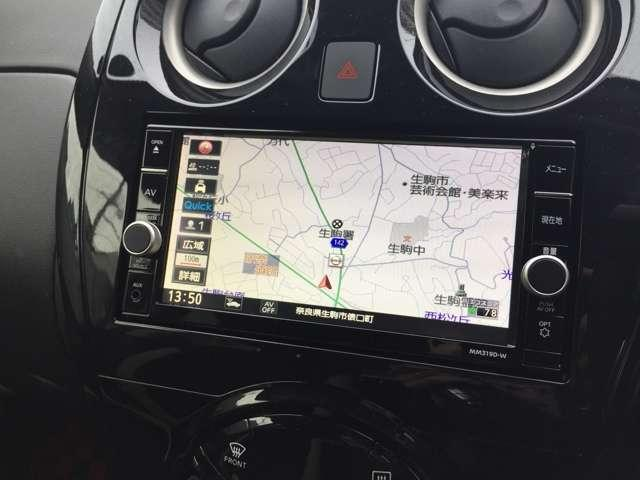 X DIG-S弊社社用車アラウンドモニター踏み間違い防止(6枚目)