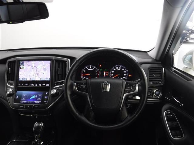 トヨタ クラウン アスリートG HDDナビ フルセグ クルーズコントロール