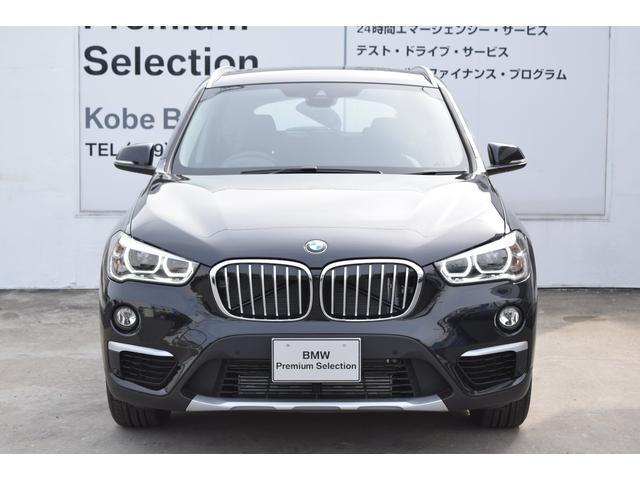 BMW BMW X1 sDrive 18i xライン 黒革 HUD 7速DCT