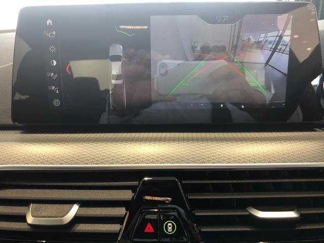 523d xDrive Mスピリット 弊社デモカー アクティブクルーズコントロール タッチパネル式HDDナビ 18インチアルミホイール 認定保証(17枚目)