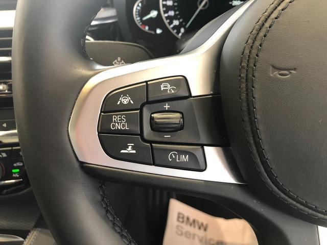 523d xDrive Mスピリット 弊社デモカー アクティブクルーズコントロール タッチパネル式HDDナビ 18インチアルミホイール 認定保証(19枚目)