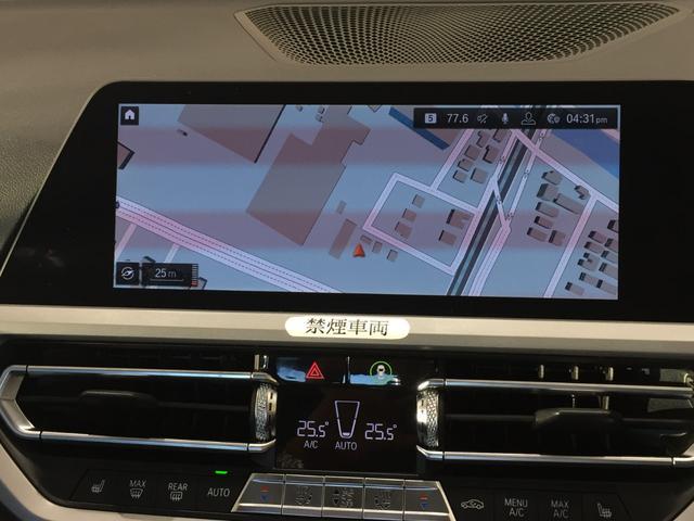 320d xDrive 弊社デモカー コンフォートアクセス シートヒーター 衝突被害軽減ブレーキ パーキングアシストアクティブクルーズコントロール 純正HDDナビ(19枚目)