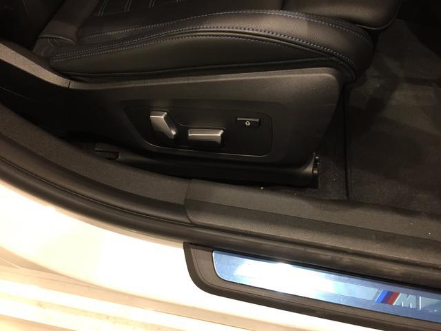 320d xDrive Mスポーツ デビューパッケージ 19インチアルミホイール ブラックレザーシート フロントシートヒーター 弊社デモカー車両 電動トランク(47枚目)