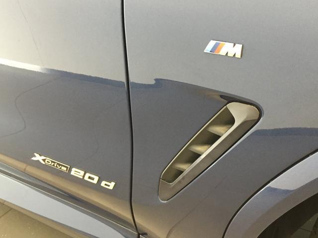 xDrive 20d Mスポーツ コンビシート イノベーションパッケージ ヘッドアップディスプレイ ディスプレイキー 全周囲カメラ オプション20インチアルミホイール(73枚目)