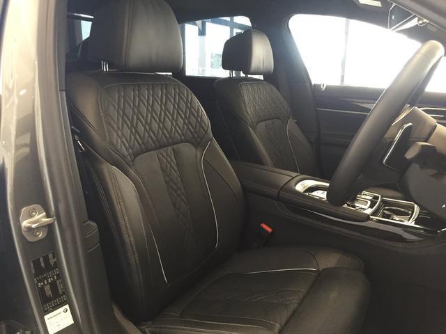 740i Mスポーツ マゼラングレー ブラックレザーシート ガラスサンルーフ ディスプレイキー ヘッドアップディスプレイ 20インチアルミホイール ソフトクローズドア フルセグTV アクティブクルーズコントロール(16枚目)