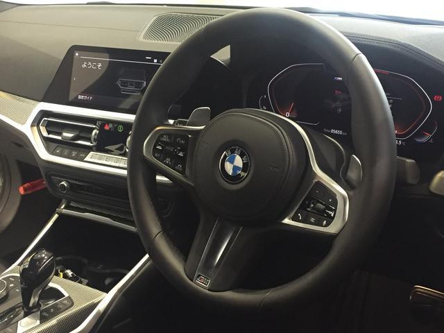 M340i xDrive ブラックレザーシート 純正19インチアルミホイール パーキングアシストプラス 衝突被害軽減ブレーキ レーザーライト 認定保証 全周囲カメラ 後退アシスト コンフォートアクセス ヘッドアップディスプレイ(24枚目)