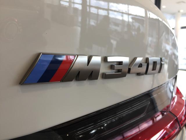M340i xDrive ブラックレザーシート 純正19インチアルミホイール パーキングアシストプラス 衝突被害軽減ブレーキ レーザーライト 認定保証 全周囲カメラ 後退アシスト コンフォートアクセス ヘッドアップディスプレイ(50枚目)