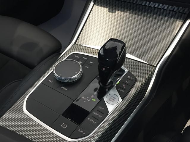 320d xDrive Mスポーツ パーキングサポート+ コンフォートパッケージ Mパフォーマンスパーツ オプション19インチアルミホイール 純正HDDナビ ワンオーナー 禁煙車 全周囲カメラ 電動リアゲート センサテックコンビシート(11枚目)